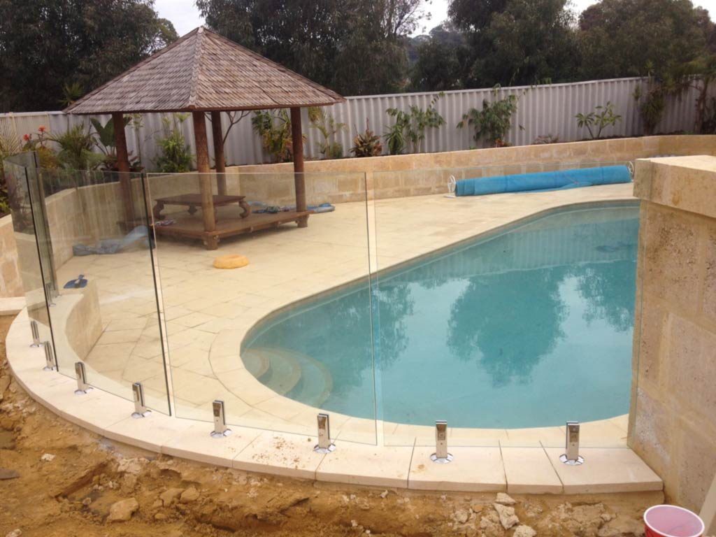 Glass Pool Fencing Perth Pool Fences Frameless Glass